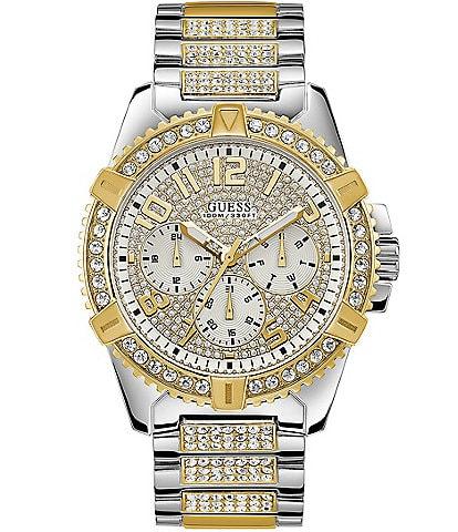 Guess Women's Two-Tone Multifunction Watch