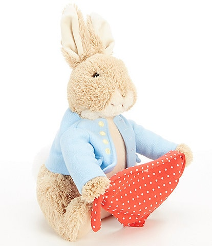 Gund Baby Peek-A-Boo Peter Rabbit Plush Toy