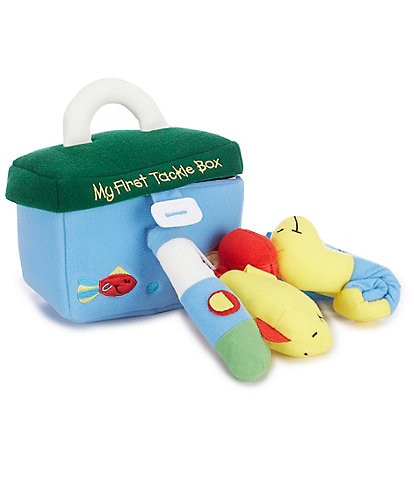 Gund My First Tackle Box 5-Piece Playset