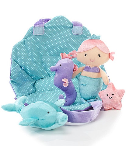 Gund My Mermaid Adventure Five-Piece Playset