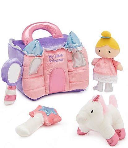 Gund Princess Castle 5-Piece Playset