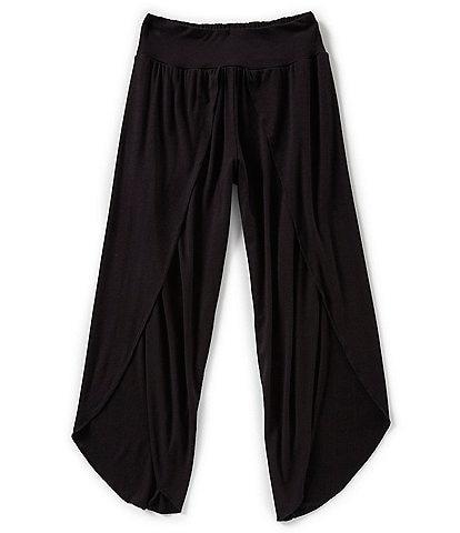 Habitual Big Girls 7-16 Briana Flutter Knit Pants