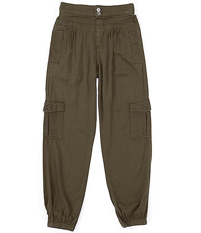 Habitual Big Girls 7-16 Cora Parachute Cargo Pants