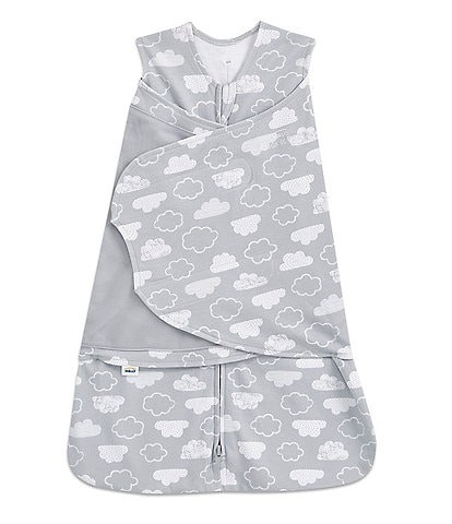 Halo Baby Newborn-6 Months Swaddle Wearable Blanket - Clouds