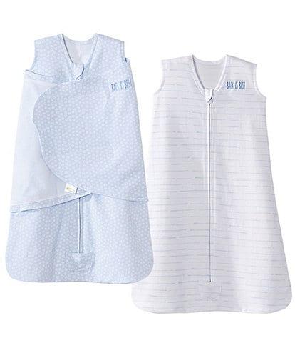 HALO® Baby Printed Platinum 2-Piece SleepSack® Gift Set