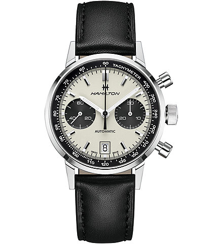 Hamilton American Classic Intra-Matic Auto Chrono Watch