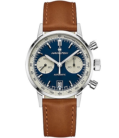 Hamilton American Classic Intra-Matic Automatic Chronographic Watch