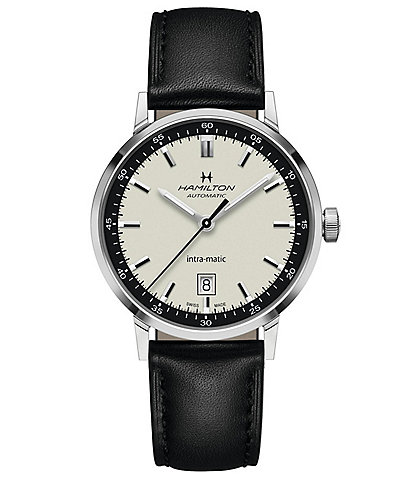 Hamilton American Classic Intra-Matic Automatic Watch