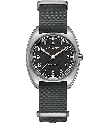 Hamilton Khaki Aviation Pilot Pioneer Mechanical Watch