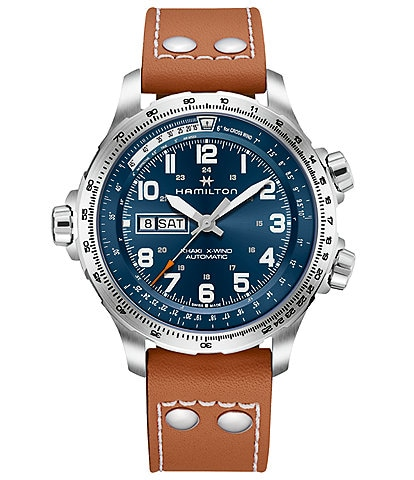 Hamilton Khaki Aviation X-wind Day Date Automatic Watch