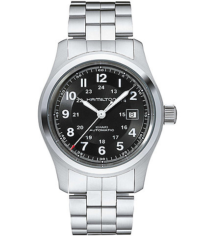 Hamilton Khaki Field Automatic Bracelet Watch