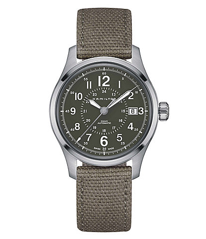 Hamilton Khaki Field Mechanical Automatic Watch