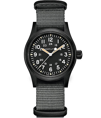 Hamilton Khaki Field Mechanical Watch