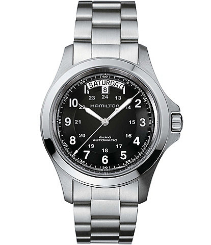 Hamilton Khaki King Automatic Bracelet Watch