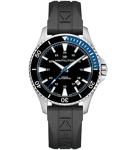 Hamilton Khaki Navy Khaki Scuba Auto Watch