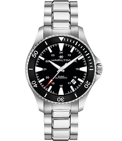 Hamilton Khaki Navy Scuba Automatic Bracelet Watch