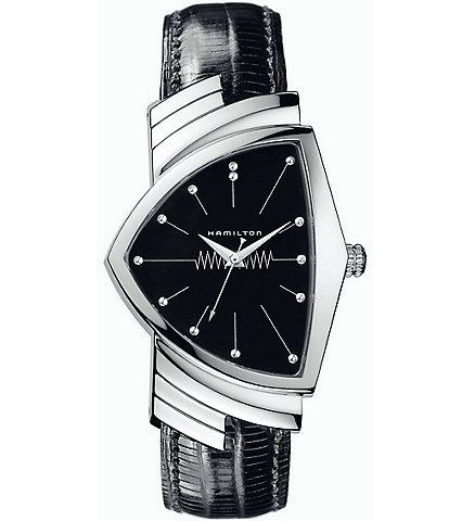 Hamilton Ventura Quartz Analog Watch