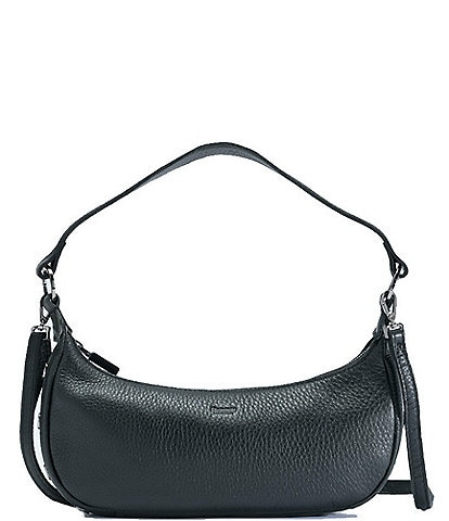 Hammitt Becker Pebbled Leather Small Shoulder Bag