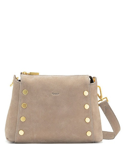 Hammitt Bryant Medium Pebbled Leather Crossbody Bag