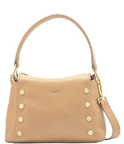 Hammitt Bryant Medium Pebbled Leather Crossbody Bag