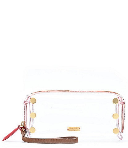 Hammitt Clear Mini Clutch Bag