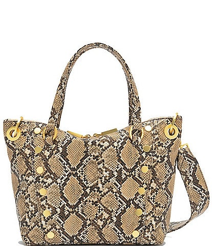 Hammitt Daniel Snake Medium Satchel Bag