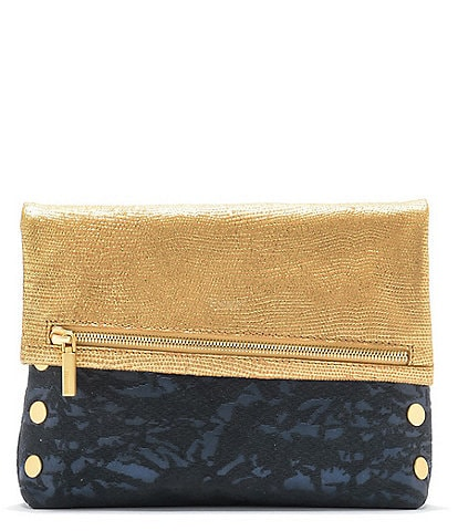 Hammitt Fold Over Colorblock Crossbody Bag