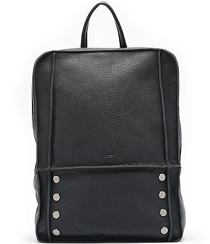 Hammitt Hunter Classic Leather Zip Backpack