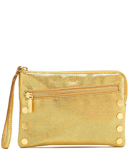 Hammitt Nash Small Convertible Studded Leather Top Zip Crossbody Bag