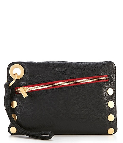 Hammitt Nash Studded Colorblock Zipper Mini Convertible Crossbody