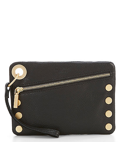 Hammitt Nash Studded Mini Convertible Crossbody with Gold Hardware