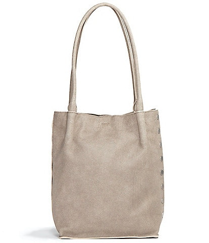 Hammitt Oliver Medium Brushed Leather Tote Bag