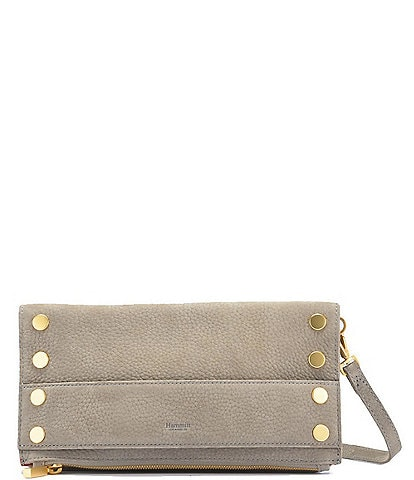 Hammitt Ryan Nubuck Leather Crossbody Bag