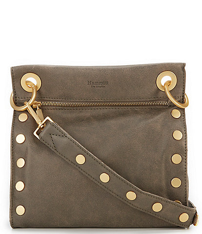 Hammitt Tony Studded Medium Crossbody