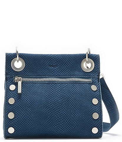 Hammitt Tony Small Studded Leather Crossbody Bag