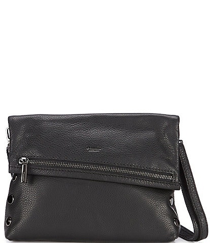 Hammitt VIP Studded Fold-Over Cross-Body Bag