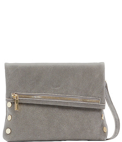 Hammitt Vip Studded Fold Over Cross Body Bag