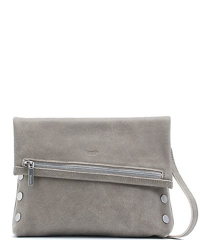 Hammitt VIP Studded Fold-Over Medium Crossbody