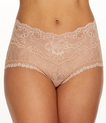Hanky Panky America Beauty Rose Brief Panty