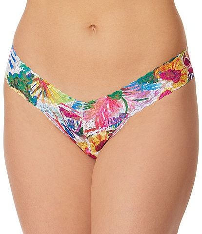 Hanky Panky Aquarelle Low Rise Thong