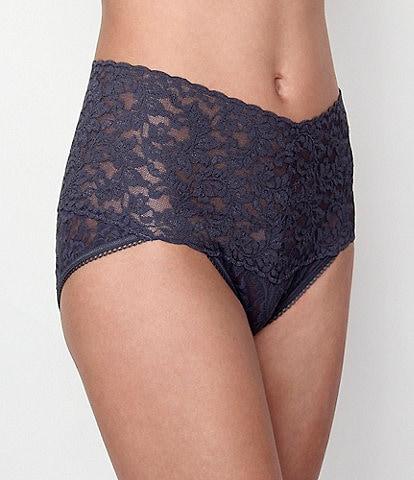 Hanky Panky Signature Lace Retro V-Kini Panty
