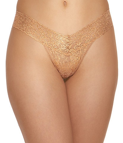 Hanky Panky Stardust Low-Rise Thong