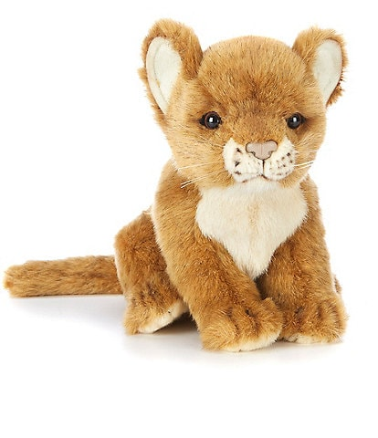 Hansa Lion Cub Plush