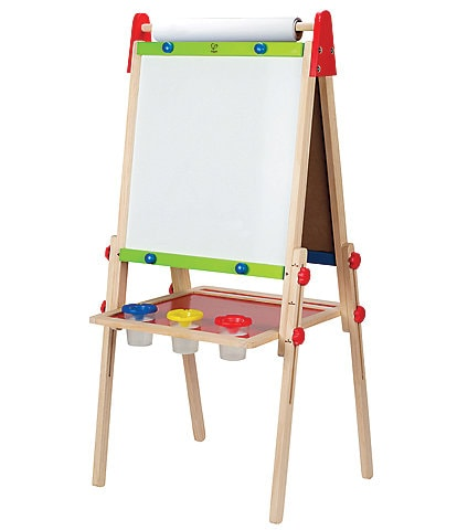 Hape All In One Two-Sided Easel Art Toy