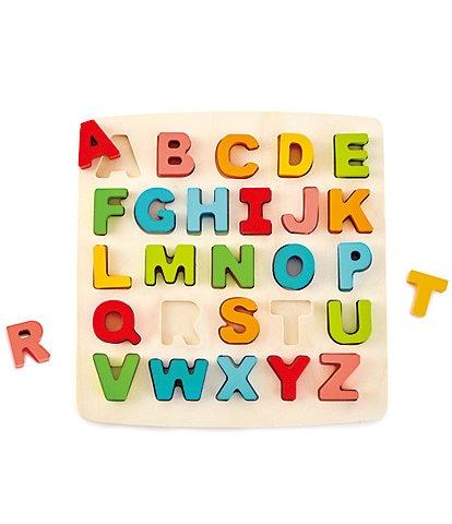 Hape Chunky Alphabet Puzzle Toy