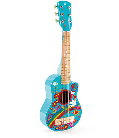 Hape Instrumental Flower Power Guitar Band Toy