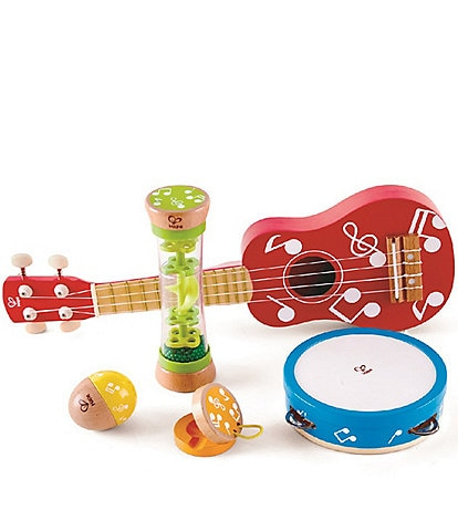 Hape Instrumental Mini Musical Band Set