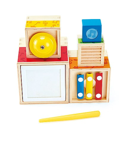 Hape Stacking Instrumental Music Set Toy
