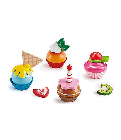 Hape Toy Cupcakes Set