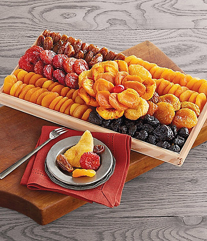 Harry and David Deluxe Dried Fruit Tray
